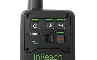 Award-Winning DeLorme inReach™ Satellite Communicator Now Available