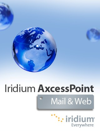 First Apple iOS App Available on Iridium
