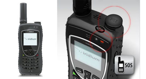 First-Ever Emergency Response Service Integrated into a Satellite Phone