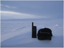 Guest Post: SELEX Elsag Supplied Iridium Phone Saves Major Dan Ashton in Iceland Rescue