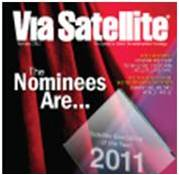 Congratulations to Iridium CEO Matt Desch on being named Satellite Executive of the Year 2011 by Via Satellite