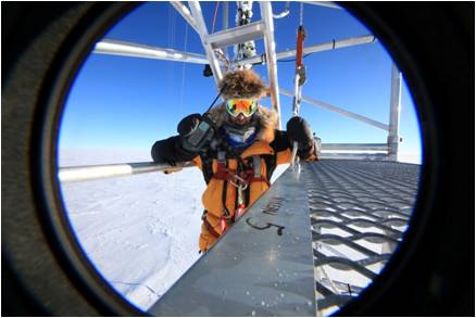Guest Post: Lifeline in Antarctica