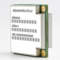Smaller than a Matchbook: Iridium Unveils the World's Smallest Two-way Satellite Data Transceiver