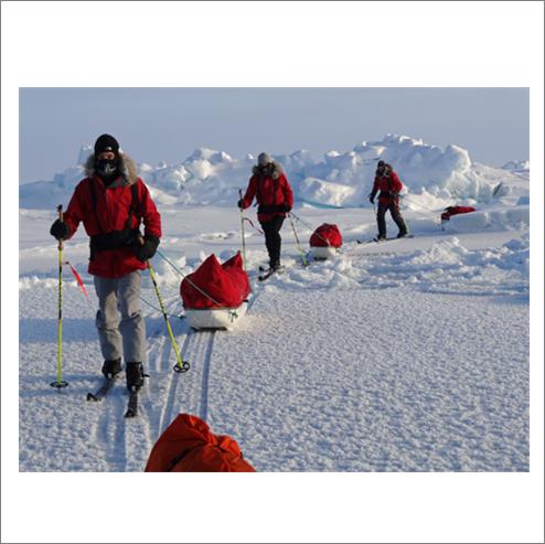 Explorers Travel with Iridium to the 'Last Degree'