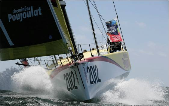 Iridium Sails at IMOCA Championship