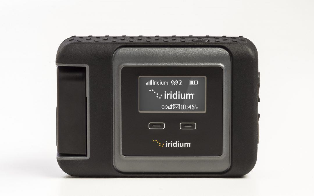 Introducing Iridium GO!™ – a revolution in personal communications