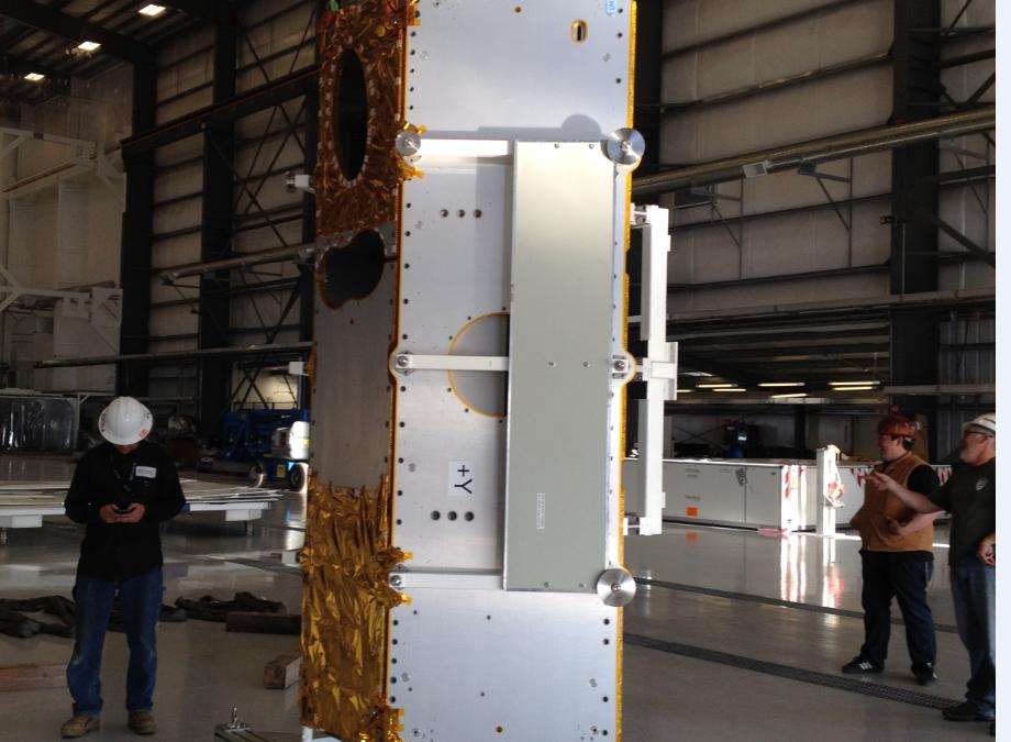 Iridium NEXT 'rockets' from design to testing in latest milestone achievement