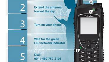 Test Your Satellite Phone with Iridium