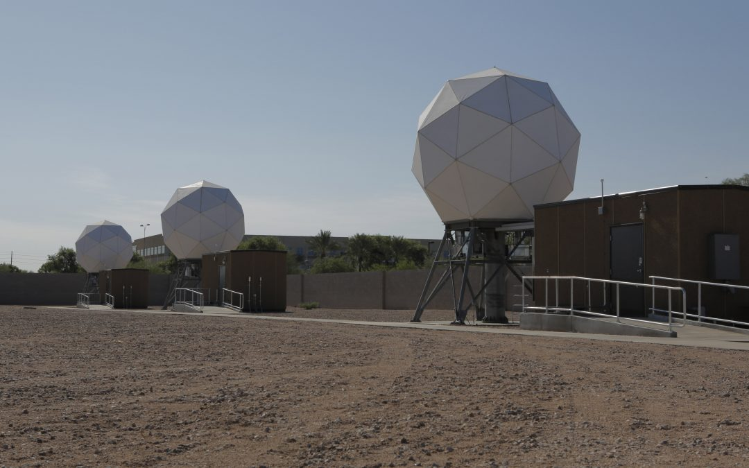 Iridium Places the Final Piece of the Puzzle with the Construction of the Chandler Ground Station