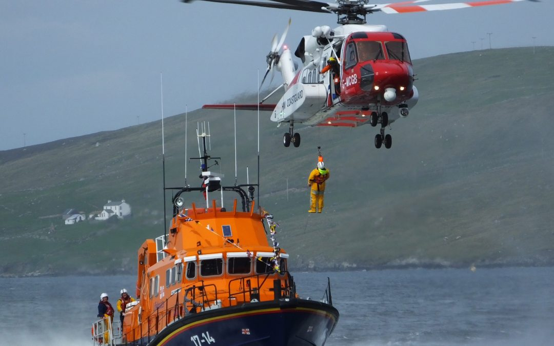 Bristow Helicopters First to Deploy Iridium® Broadband for Search and Rescue