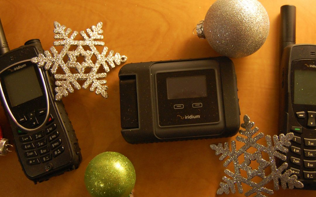 Iridium Global Gift Guide 2014