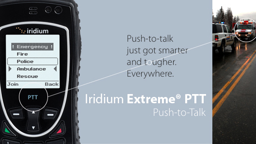 Iridium® Push-to-Talk: Excitement is Growing
