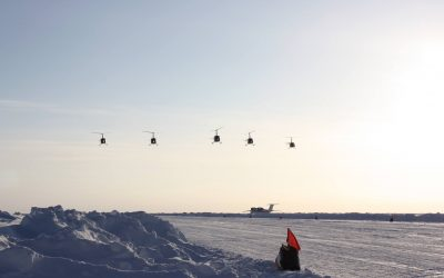 Part 2: Pushing the Limits of Aviation – Locating a Moving Refueling Station in the Arctic Ocean