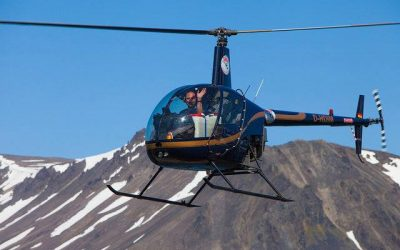 """Part 3: Pushing the Limits of Aviation – Iridium® Simplifies the """"Search"""" in """"Search and Rescue"""""""