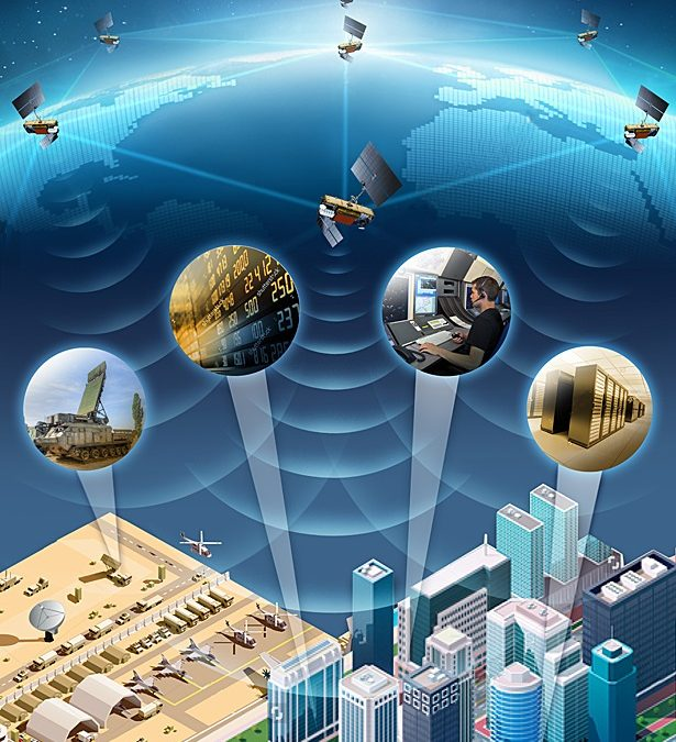 Inspiring Innovation Spotlight: Orolia adopts Satellite Time and Location (STL)