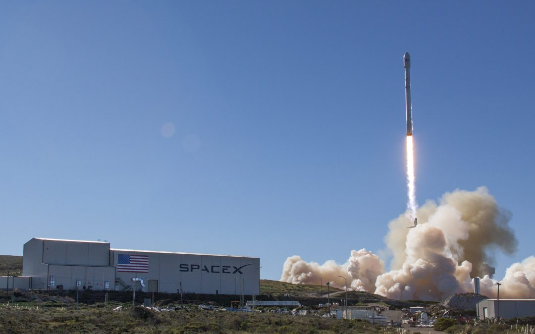 Iridium and SpaceX – A Partnership Launching a New Generation of Space