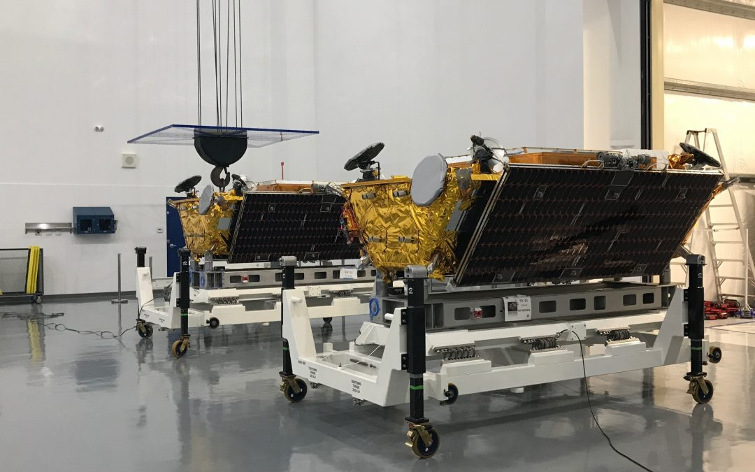 With All Second Launch Satellites at Vandenberg, Iridium® Prepares for the Pace to Quicken