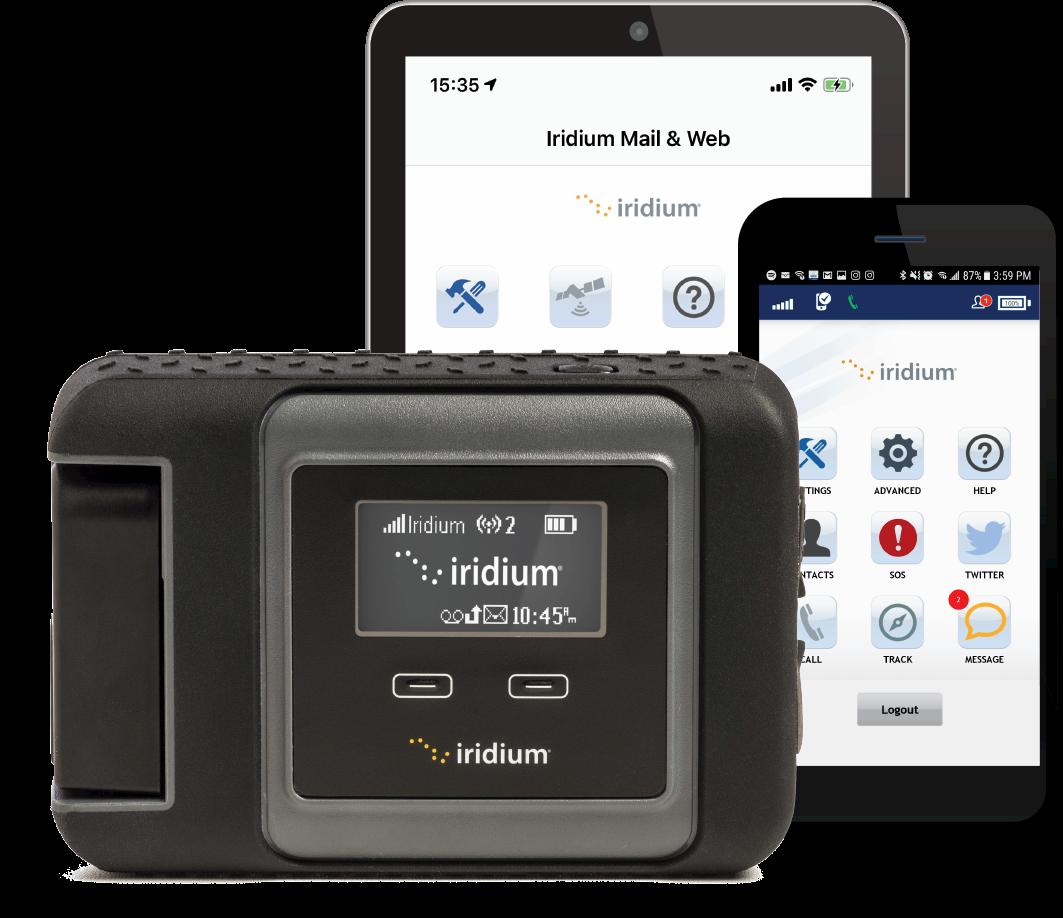 Iridium GO! | Iridium Satellite Communications