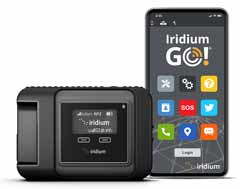 Updated Iridium GO! Product