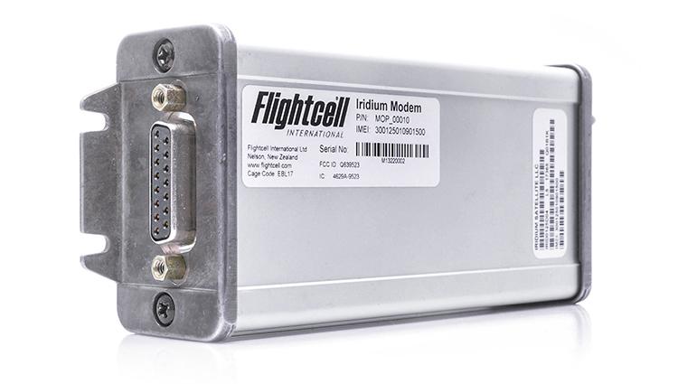Flightcell Iridium Modem
