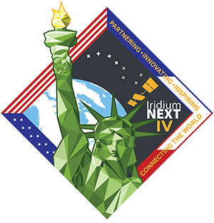 Lucky charms, Special Tributes and Symbolism:  Iridium® NEXT Launch Patches Demystified!