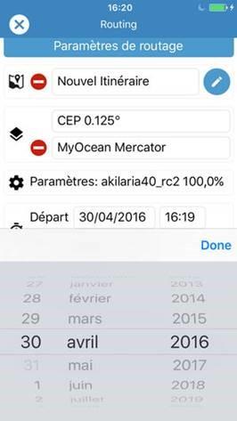 Squid Mobile App - Tracking Parameters