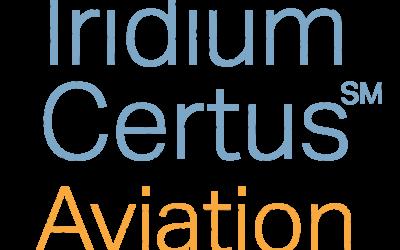Iridium Certus – Aviation