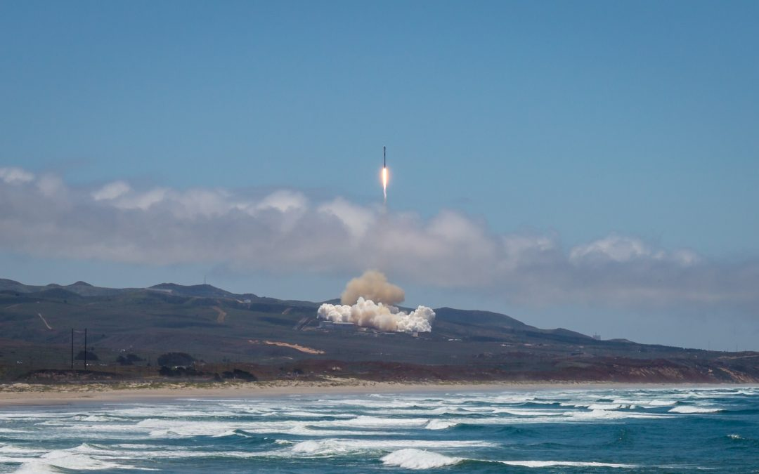 Sixth Set of Iridium NEXT Satellites Begins Pre-Operational Testing