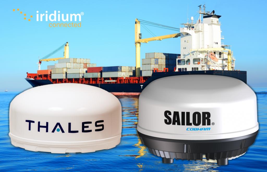 Maritime Monday Iridium Certus Antenna