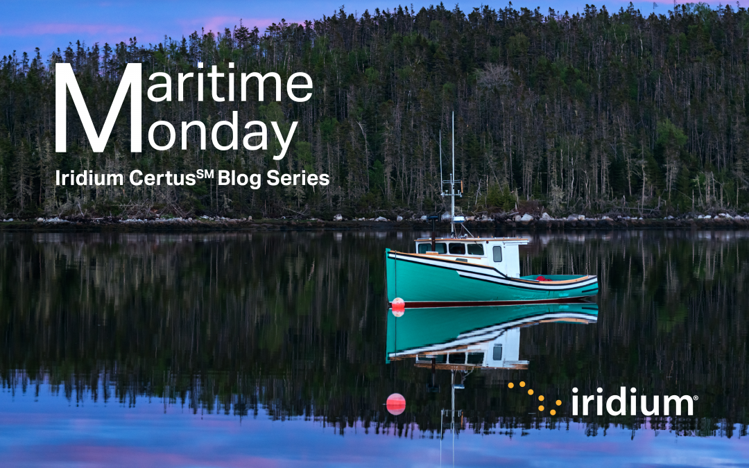 Maritime Monday: A Global Network with a Local Face