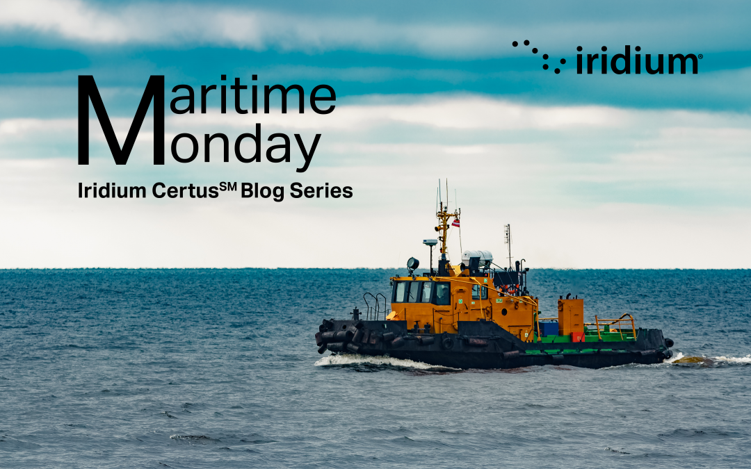 Maritime Monday: Redefining Global as Truly Global