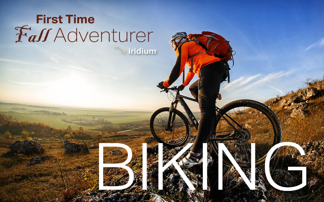 Iridium Fall Adventure - Biking