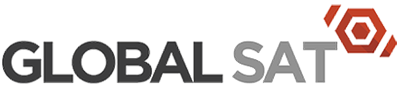 Logo of the Australian company Globalsat.