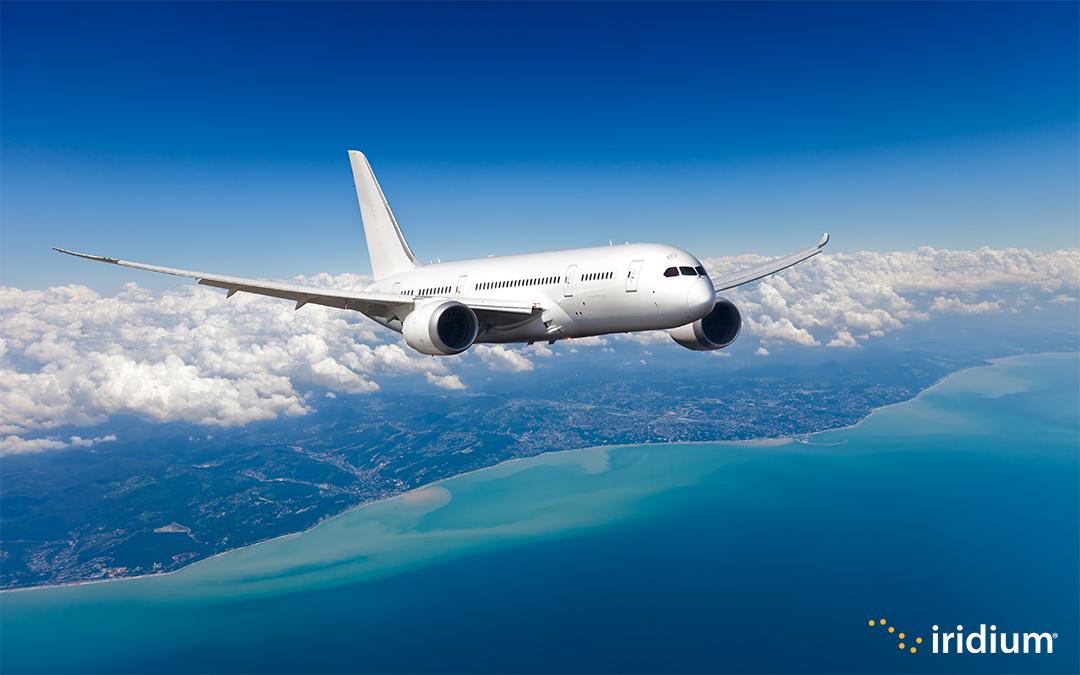 Why Iridium® Aviation?