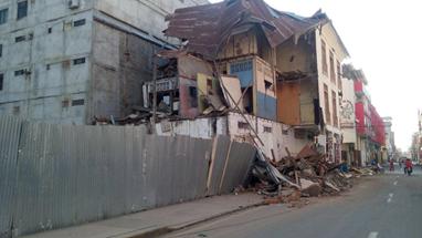 Ecuadorian Earthquake (2016)