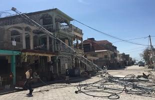 Iridium ITU Disaster Response Phones - Haitian Hurricane Matthew
