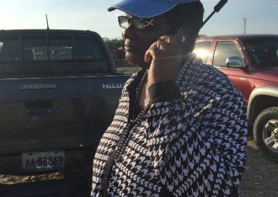 Iridium ITU Disaster Reponse Phones - Haitian Hurricane Matthew