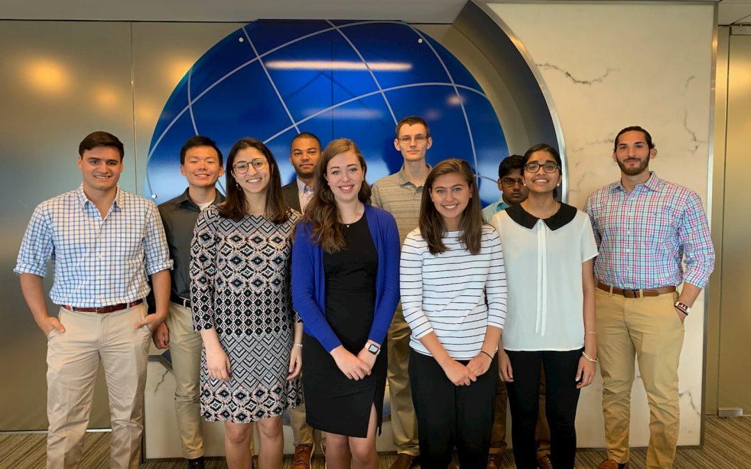 Iridium Summer STEM Interns