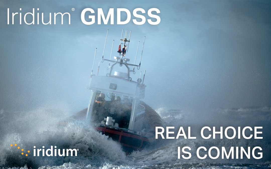 Iridium GMDSS: Q&A with Kyle Hurst, Iridium Director of Maritime Safety & Security