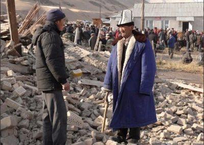 Iridium ITU Disaster Response: Kyrgyz Republic Earthquake