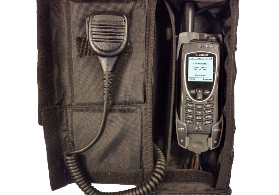 ASE – BagDock for Iridium 9575 (PTT Enabled)