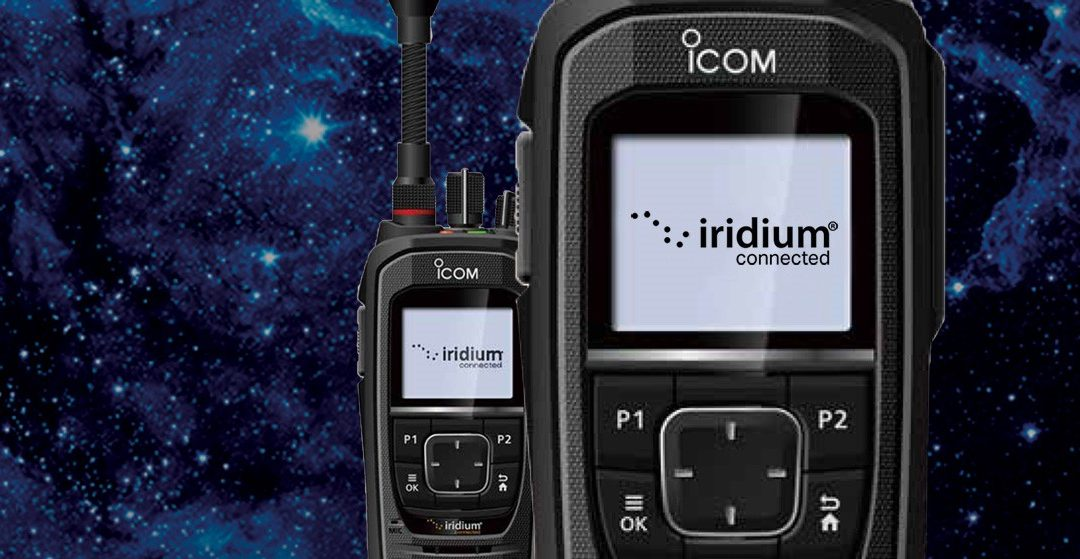 World's First Truly Global Handheld Satellite PTT Radio Makes Commercial Debut