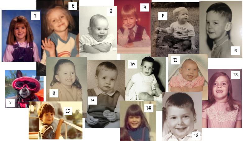 Iridium Guess the Kid: Arizona – Answers