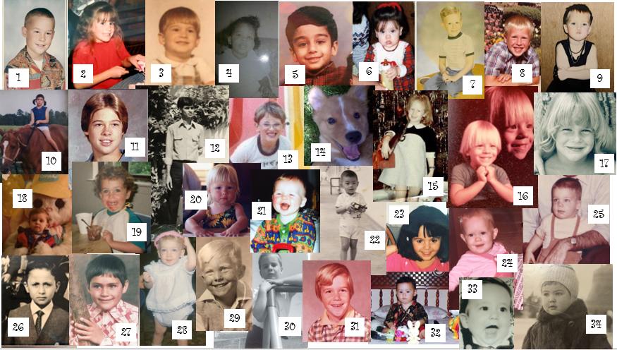 Iridium Guess the Kid: Virginia/Remote – Answers