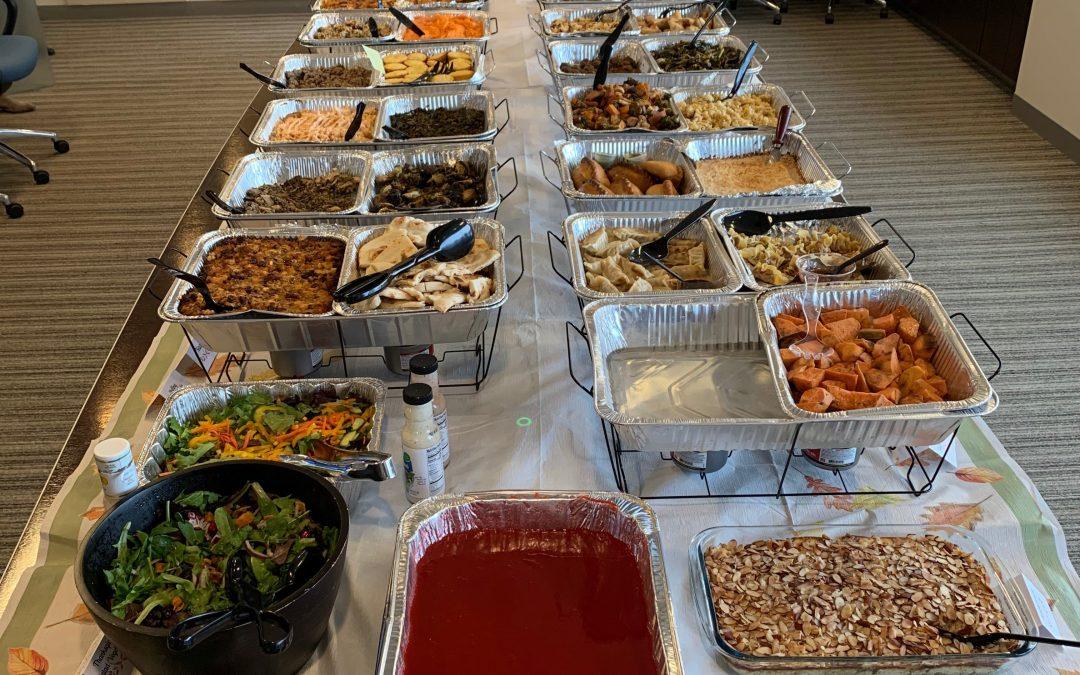 Iridium Thanksgiving Potlucks