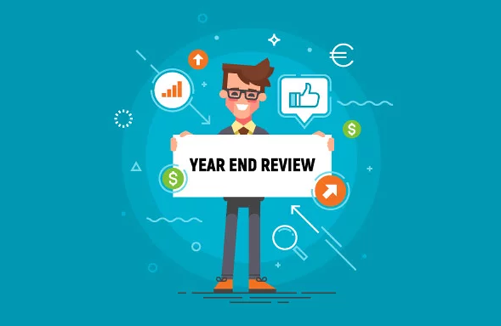 Year-End Performance Reviews Due