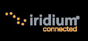 Iridium Connected Logo