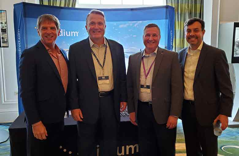 Iridium Represents at Satcom Direct Partner Event