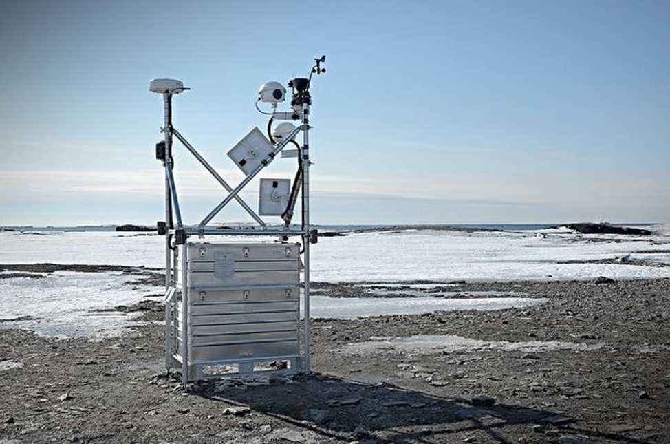 Iridium Certus® Enables Autonomous Monitoring in the Remote Arctic