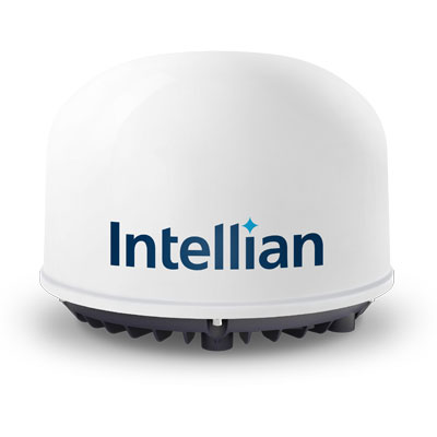 Intellian c700 product image radome